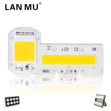 LED COB Lamp Chip 10W 20W 30W 50W 70W 100W 120W 150W 220V 110V Input Smart IC Driver Fit For DIY LED Floodlight Spotlight(China)