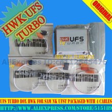 gsmjustoncct 100% Original HWK UFS Turbo Box By SarasSoft for Samsung/Nokia /LG Unlock, Flash, Repair mobile phone software ect(China)