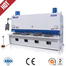 Best selling hydraulic swing beam steel plate shearing machine(China)
