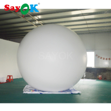 Customized advertising balloons inflatable PVC helium balloon,Inflatable sky balloon for event(4m)(China)