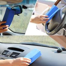 1PC Car Washing Sponge Absorbent Soft Auto Supplies Car Cleaning Brush Random Color