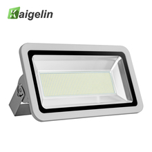 2 Pieces 500W LED Flood Light 220V-240V LED Reflector Light 55000LM SMD5730 IP65 Waterproof Led Floodlight For Outdoor Lighting(China)