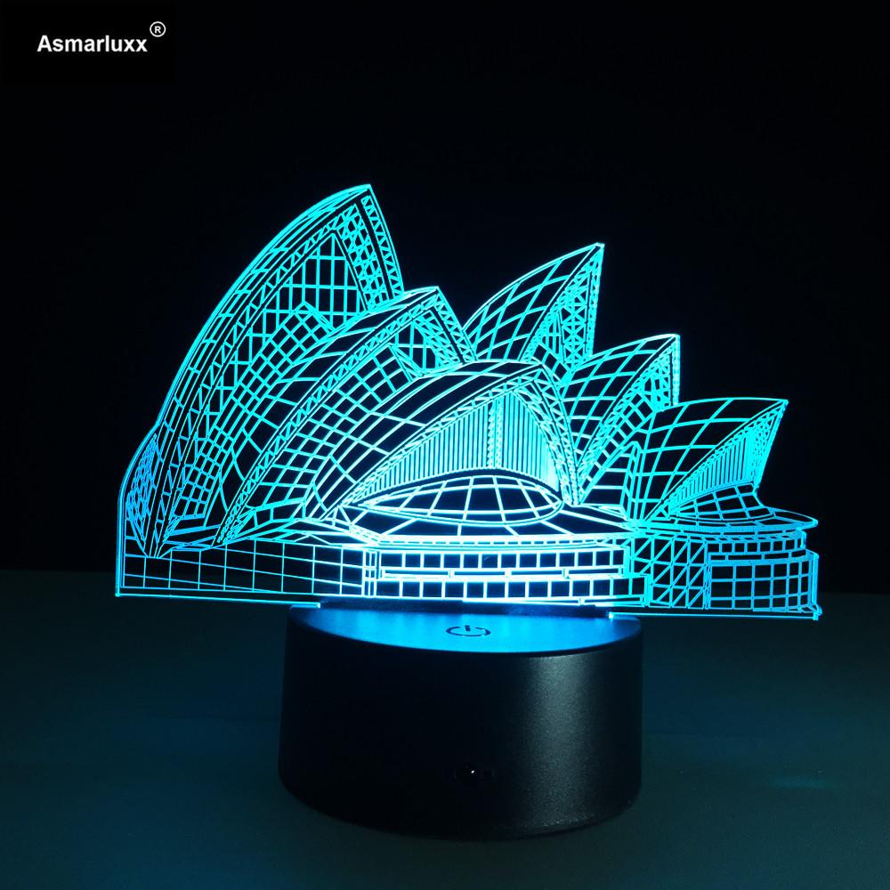 Asmarluxx 3D Night Lamp00509