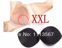 20set  Black Sewing In Bra Cups Soft Foam Size XXL Clothing Set  Sewing Suppliers Bra Accessories WB9