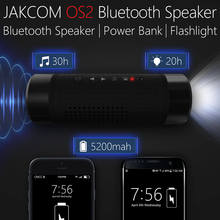 Jakcom OS2 Outdoor Bluetooth Speaker Wireless Bicycle 5200mAh Power Bank Super Bass Loudspeaker Music Player LED Flashlight Bike(China)