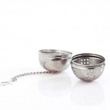 1PC Newest Stainless Steel Spice Set Container Seasoning Ball Soup Ball Hot Pot Spices Filter FZ2197(China)