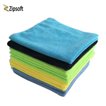 Zipsoft Kitchen Towel beach towel Face Towels Microfiber multicolor Hand Towels Cleaning Rags Kitchen Dish Cloth Free Shipping(China)