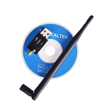 NEW Wireless Wifi Adapter 5dB Wifi Antenna 300Mbps wi fi USB Wireless Network Card 802.11n/b/g PC Computer Wifi Receiver(China)
