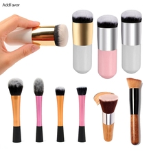 AddFavor 1Pc Makeup Brush Tool Professional Concealer Foundation Powder Brushes Eye Face Blush Beauty Essentials Cosmetic Brush(China)