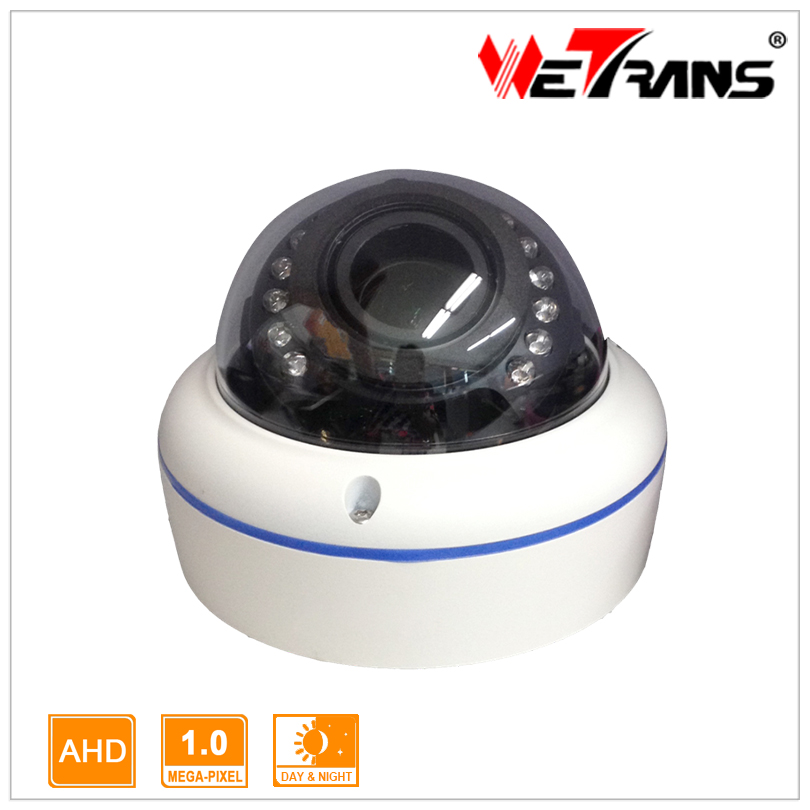 HD AHD Camera Vandalproof Dome 720P HD 2.8-12mm Lens 10m Night Vision Mini Indoor Use 1.0Megapixel CCTV Camera AHD<br><br>Aliexpress