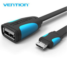 Vention Micro USB OTG Cable Adapter for Samsung S4 S3 HTC LG Sony Xiaomi Meizu Nokia N810 Nexus7 Android mobile phone Tablet MP3
