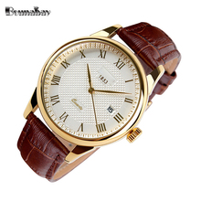 Bounabay 2017 waterproof watch for man quartz automatic wristwatch mens famous brand watches topmerk tag original shock cheap