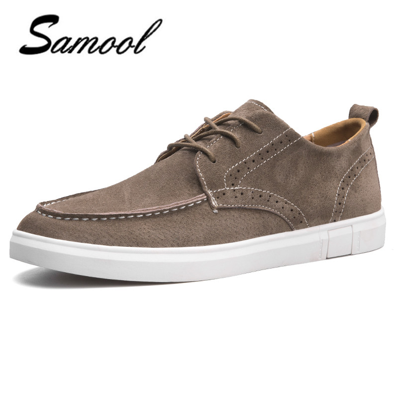 2018 Fashion Comfortable Men Luxury Brand Shoes Lace up Solid Genuine Leather Shoes Men Causal Hot Sale Zapatillas Hombre jy5<br>