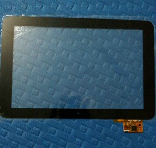 Black/White New 10.1 Icoo ICOU10 HKC X106 Tablet touch screen panel 300-L4096A-C00/B00 Digitizer Glass Sensor Replacement<br>