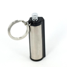 Creative Instant Emergency Fire Starter Magnesium Flint Striker Camping Lighter(China)