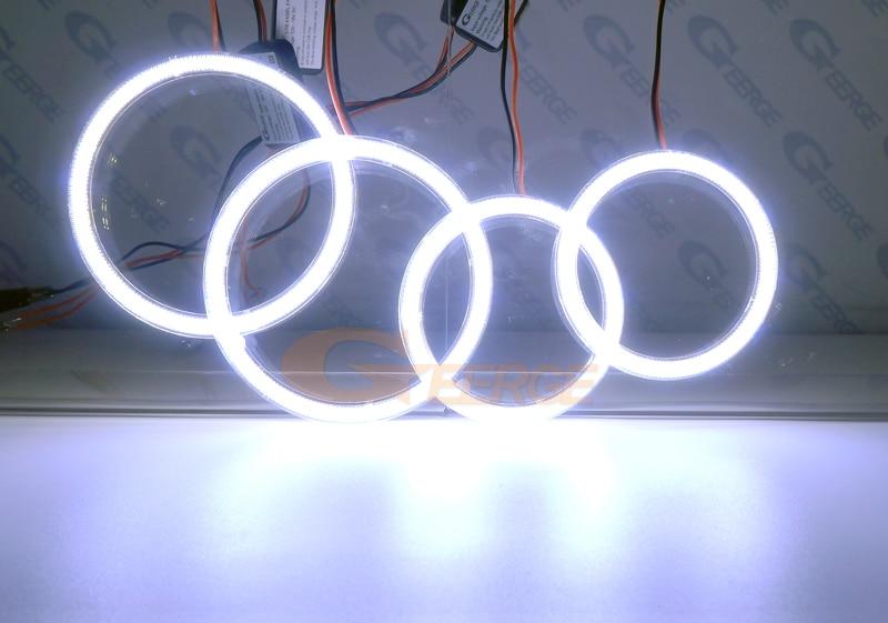 cob led angel eyes kit halo rings 80mm_100mm(10)