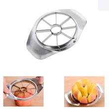 1PCS 5.9''x 4.33'' Stainless Steel Apple Pear Cutter Slicer Processing Vegetable Fruit Kitchen Utensil Tools(China)