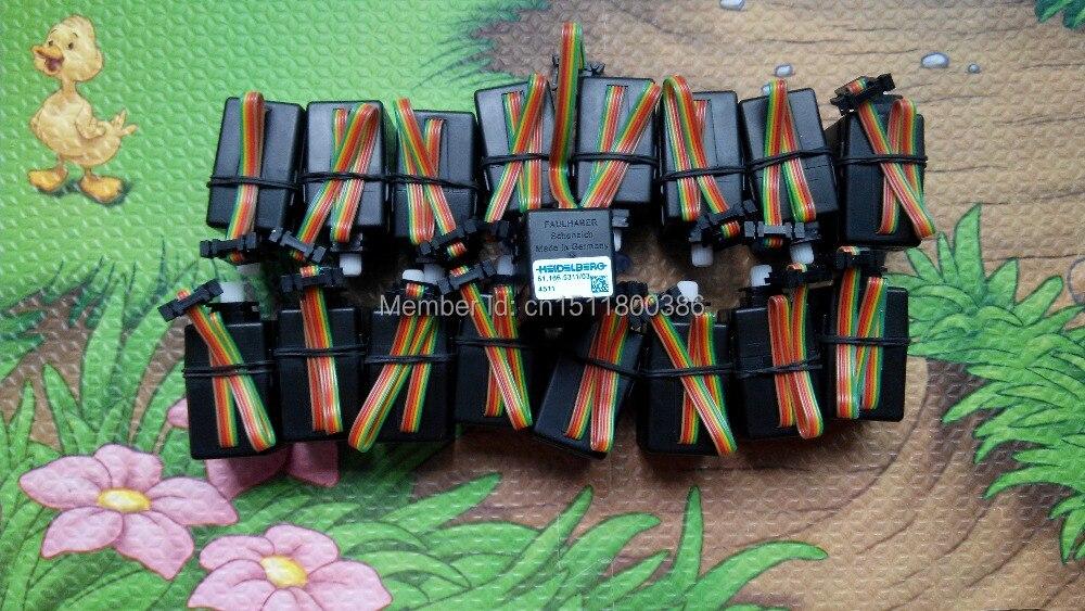 ink key motor for heidelberg machine, printing machinery parts 61.186.5311<br><br>Aliexpress