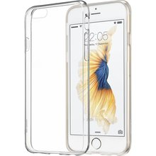 Ultra Thin Soft TPU Gel Transparent Crystal Clear Silicon Cover for iPhone X 4 4S 5 5S SE 5C 6 6S 7 8 Plus Case fundas coque