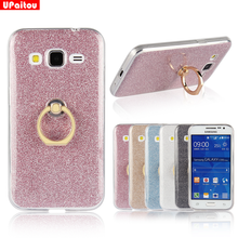 Buy UPaitou Glitter Bling Case Samsung Galaxy Core Prime G360 G3606 G3608 Case Ring Holder TPU Case Samsung Galaxy CorePrime for $2.35 in AliExpress store