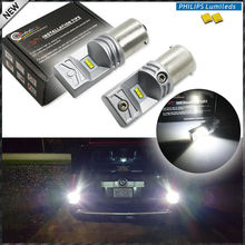 Buy 6000K Powered Luxen LED 1156 7506 BA15s P21W LED Bulbs Turn Signal Lights, Daytime Running Lights, Reverse Lights for $17.49 in AliExpress store