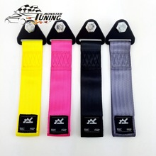 Tuning Monster Universal High Quality Tow Strap Racing Car Tow Straps / Tow Ropes / Hook / Towing Bars With Logo