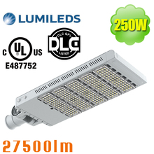 250w commercial led outdoor pole-mounted fixture retrofit 1000w metal halide parking lot street light daylight 6000k