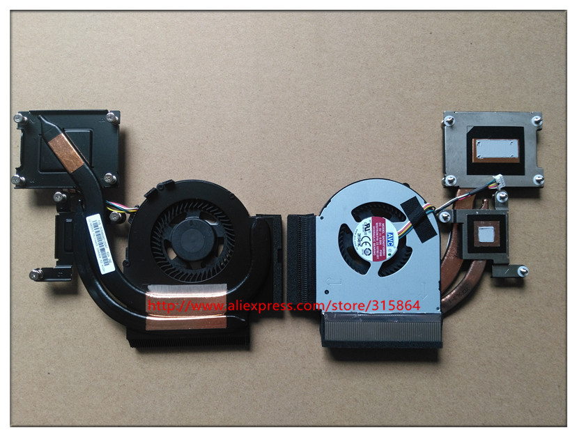 New new laptop cpu fan with heatsink for lenovo Thinkpad L440 L540 FRU 01AW576<br>