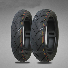 100/110/130/140/60/70/80-16/17 Front Rear Scooter Motorcycle Wheel Rim Tubeless Tire Tyre