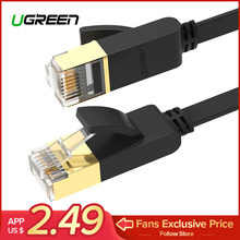 Ugreen Ethernet Cable RJ45 Cat7 Lan Cable UTP RJ 45 Network Cable for Cat6 Compatible Patch Cord Cable Ethernet(China)