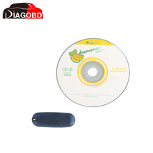 For SAAB TIS2000 CD And USB Key For GM TECH2 SAAB Car Model Works Only for GM TECH2 with Free Shipping