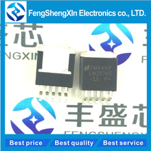 50pcs/lot  New   LM2576S-5.0   LM2576S  TO263-6    SIMPLE SWITCHER 3A Step-Down Voltage Regulator