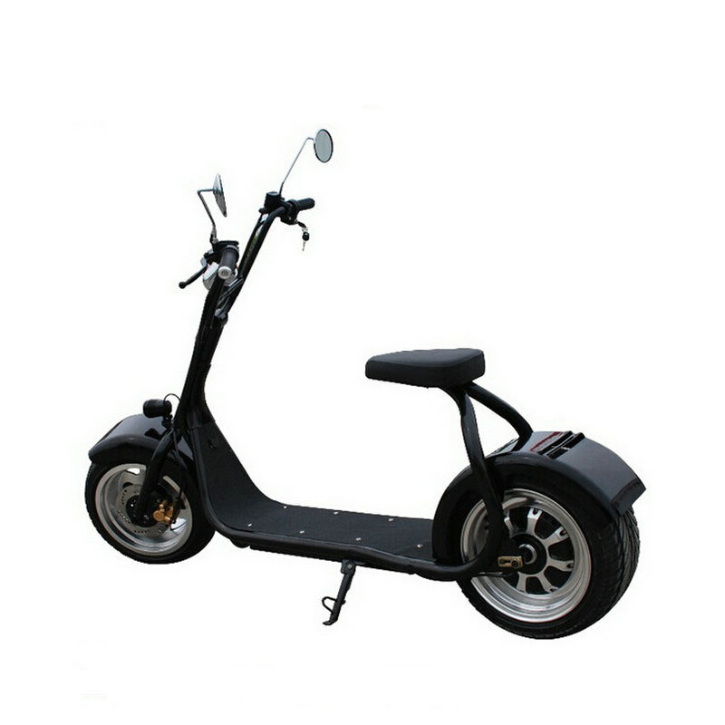 11.11 Promotion Big Wheel Electric Scooter Two Wheel 1000W Motor E-scooter Electric Unicycle Motorcycle Self Balancing Scooter (4)