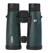 Cat JOY 10x42 Roof Binoculars, BaK4 Prism, Multi-coating, Waterproof, Ergonomic Open Hinge Design, Telescope