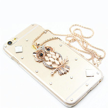 Buy Phone case HTC M9 Case 3D luxury Glitter Rhinestone Bling Hard PC plastic Back Case HTC One M9+ Cover M9 Plus for $3.60 in AliExpress store