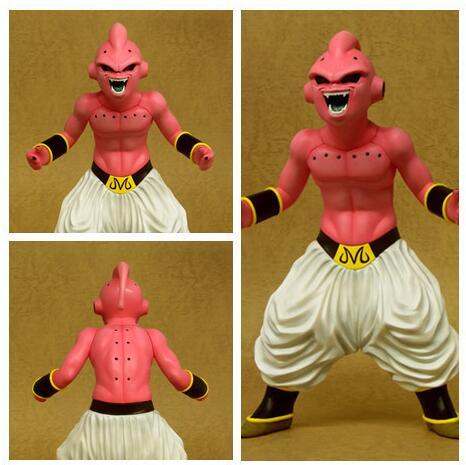 Classic Anime 30cm Majin Buu Majin Boo Dragon Ball Z Majin Buu Action Figure PVC Collection toys christmas gift brinquedos<br>