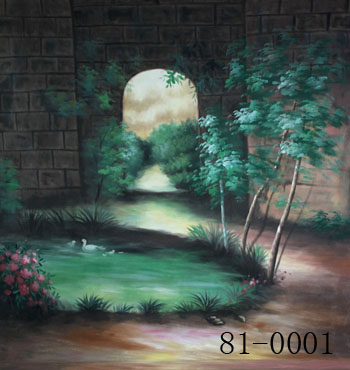 10*20ft Hand Painted Muslin scenic Backdrops for photography,photo studio background backdrop8101 , cloth photography backdrops<br>