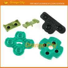 good quality green Wireless Controller electric Conductive Rubber Pad for playstation 3 for ps3