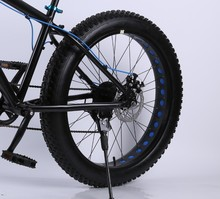high quality heavy duty 36 spoke hole fat bike hub rim tire tube  groupset snow beach fat bike wheelset