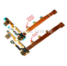 High Quality Good Working Micro USB Charging Port Flex Cable For Xiaomi 3 MI3 M3 USB flex Dock Charger Connector TD-SCDMA WCDMA