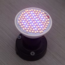 LED Grow Light Full Spectrum E27 6W SMD 3528 102 LED Indoor Hydroponic Plant Waterproof Lamp Low Power Consumption Long Life