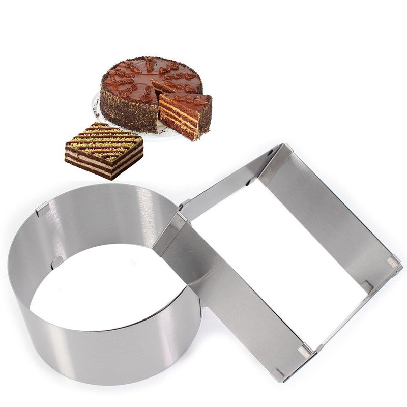 TEENRA-2Pcs-Round-Square-Mousse-Ring-Retractable-Stainless-Steel-Cake-Mold-Adjustable-Mousse-Ring-Circle-Baking (1)_