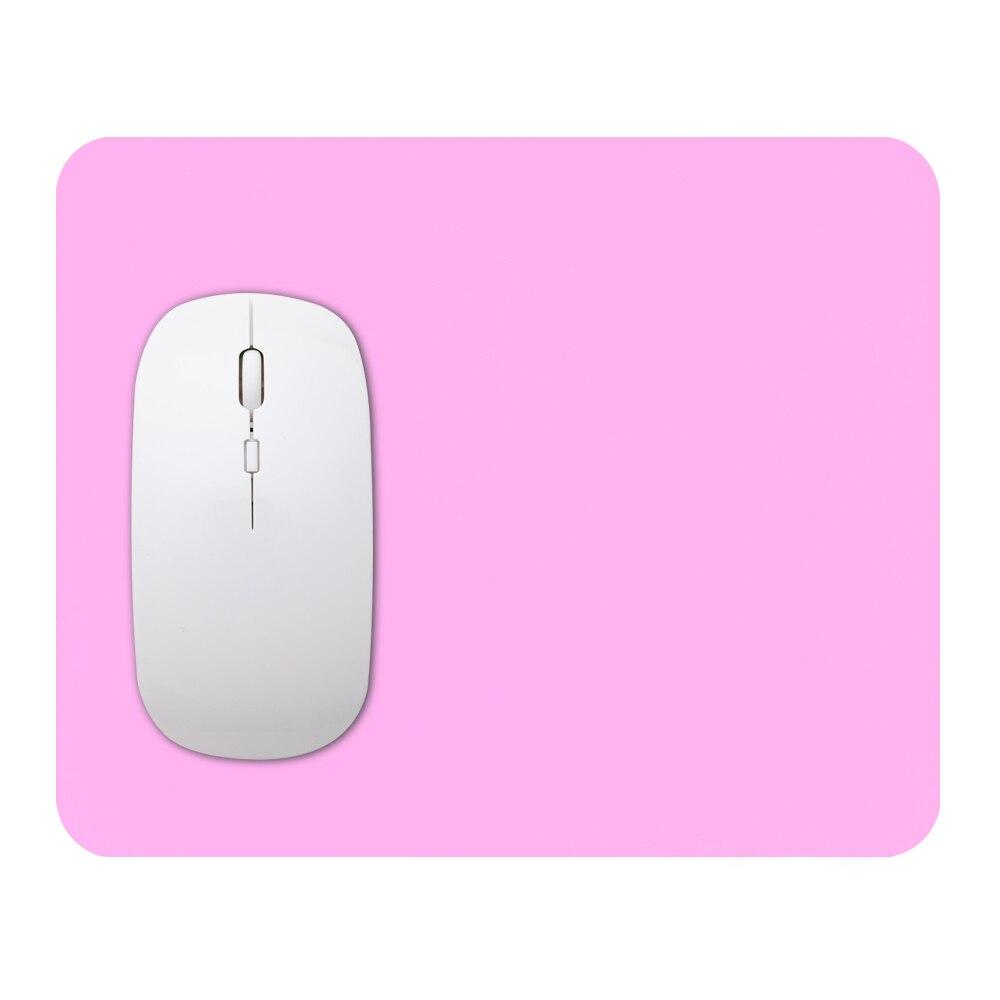 KPC1372 pure color mouse pad (13)