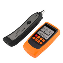 Hot Promotion Top Quality Cable Tester Tracker Phone Line Network Finder RJ11 RJ45 Wire Tracer In Stock!