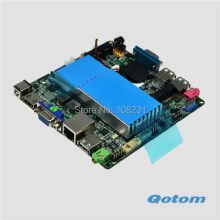 Celeron 1037U fanless mainboard server motherboard desktop mini mainboard can apply to laptop desktop server