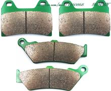 Brake Pad Set for VICTORY King Pin & Tour 2004 2005 2006 2007 / Ness Signature Series 2005 2006 2007