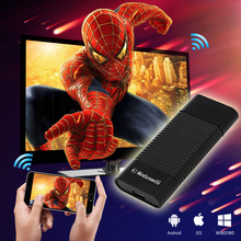 Hot Selling MiraScreen TV Dongle 5G DLNA Airplay Miracast Air Mirroring Reliable High Speed Transmission WiFi Display Receiver