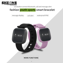 Z8 Bluetooh Smart Watch OLED Fashion Outdoor Sports Wearing Camera Bracelet Female Smart Bracelet Android Wear Wearable Devices(China)