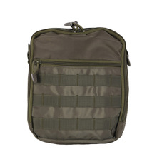"Molle Tactical Black Hawk Outdoor Travel 14"" Laptop IPAD Cordura Crossbody Shoulder Backpack Sustainment Bag Army Durable New"