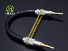 Stereo Audio 3.5mm to 3.5mm Male plug Line In Car Aux Cable  Headphone Amplifier Japan AUX cable